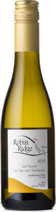 Robin Ridge Winery Late Harvest Sun Sweet Chardonnay 2013