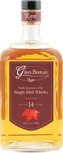 Glen Breton 14 Year Old Single Malt Whisky