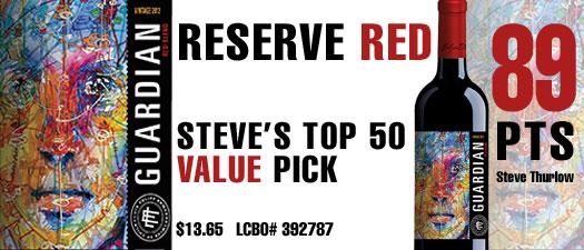 Guardian Reserva Red 2012