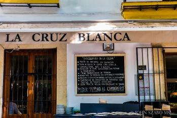 La Cruz Blanca, Jerez-1582