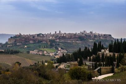 Tuscan Hilltop town- Orvieto-7861