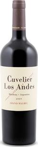 Cuvelier Los Andes Grand Malbec 2009