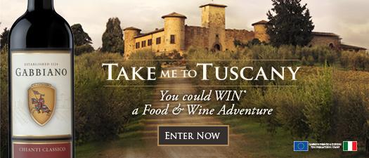 Take me to Tuscany - Gabbiano