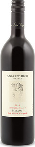 Andrew Rich Red Willow Vineyard Merlot 2010