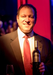 Brian Schmidt and his Vineland Estates Cabernet Franc Reserve 2012-9448