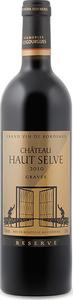 Château Haut Selve Réserve 2010