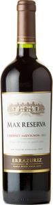 Errazuriz Max Reserva Cabernet Sauvignon 2012
