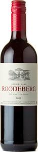 K W V Roodeberg 2012