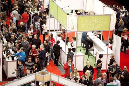 Salon international des vins et spiritueux de Québec