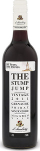 D'arenberg The Stump Jump Grenache Shiraz Mourvèdre 2011
