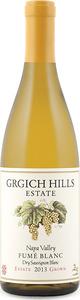 Grgich Hills Fumé Blanc Dry Sauvignon Blanc 2013