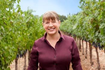 Lauire Hook - Beringer Winemaker