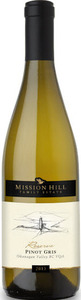 Mission Hill Reserve Pinot Gris 2013