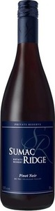 Sumac Ridge Estate Winery Private Reserve Pinot Noir 2013