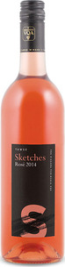 Tawse Sketches Of Niagara Rosé 2014