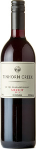 Tinhorn Creek Merlot 2012