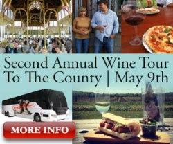 WineAlign Bus Tour to Prince Edward County