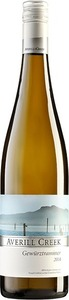 Averill Creek Gewurztraminer 2014