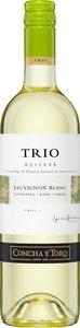 Concha Y Toro Trio Reserva Sauvignon Blanc 2014