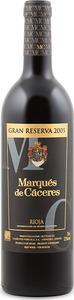 Marqués De Cáceres Gran Reserva 2005