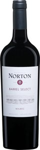 Norton Barrel Select Malbec 2013