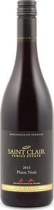 Saint Clair Premium Pinot Noir 2013