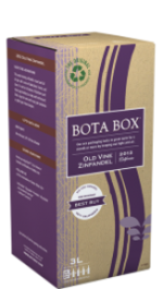 Bota Box Old Vine Zinfandel 2013