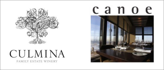 Culmina Family Estate Winery & Canoe
