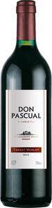 Don Pascual Tannat Merlot 2013