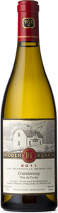 Hidden Bench Chardonnay 2011