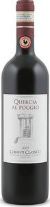 Quercia Al Poggio Chianti Classico 2009