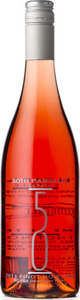 50th Parallel Pinot Noir Rosé 2014