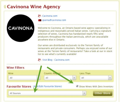 Cavinona Wine Agency