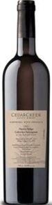 CedarCreek Amphora Wine Project Desert Ridge Cabernet Sauvignon 2013