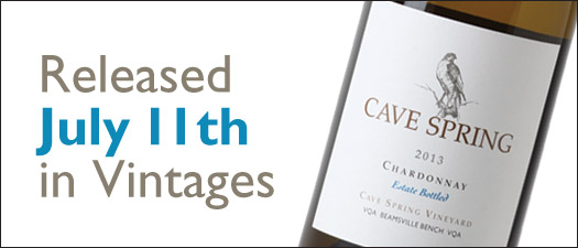 Cave Spring Estate Bottled Chardonnay
