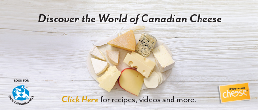 Dairy Farmers of Canada Newsletter Ad