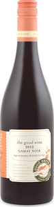 The Good Earth Gamay Noir 2012