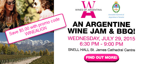 Wines of Argentina - Wine Jam & BBQ