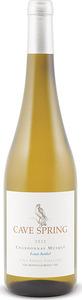 Cave Spring Estate Bottled Chardonnay Musqué 2013