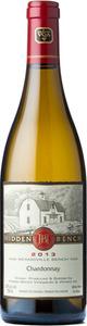 Hidden Bench Chardonnay 2013