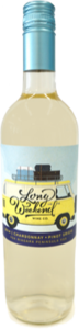 Long Weekend Chardonnay Pinot Grigio 2014