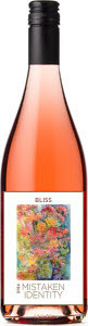 Mistaken Identity Vineyards Bliss Rosé 2014