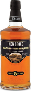 New Grove Old Tradition 5 Year Old Rum