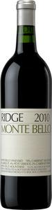 Ridge Vineyards Monte Bello 2012