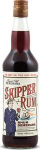 Skipper Rum Finest Old Demerara Navy Dark Rum