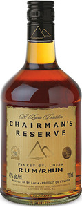St. Lucia Distillers Chairman's Reserve Rum
