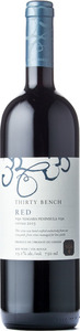 Thirty Bench Red 2013