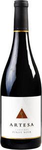 Artesa Winery Pinot Noir 2012