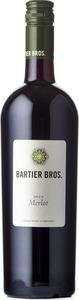 Bartier Bros. 2012 Merlot