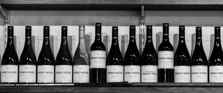 Brokenwood bottles